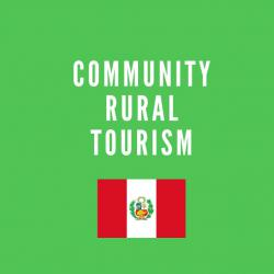 Rural tourism community