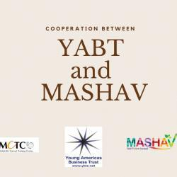 The cooperation between YABT and MASHAV